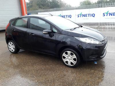 Image of 2010 FORD FIESTA EDGE 1388cc PETROL AUTOMATIC 4 Speed 5 DOOR HATCHBACK