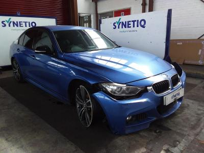 Image of 2014 BMW 3 SERIES 335D XDRIVE M SPORT 2993cc TURBO DIESEL AUTOMATIC 8 Speed 4 DOOR SALOON