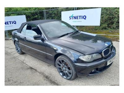 Image of 2003 BMW 3 SERIES 318CI 1995cc 2 DOOR CONVERTIBLE