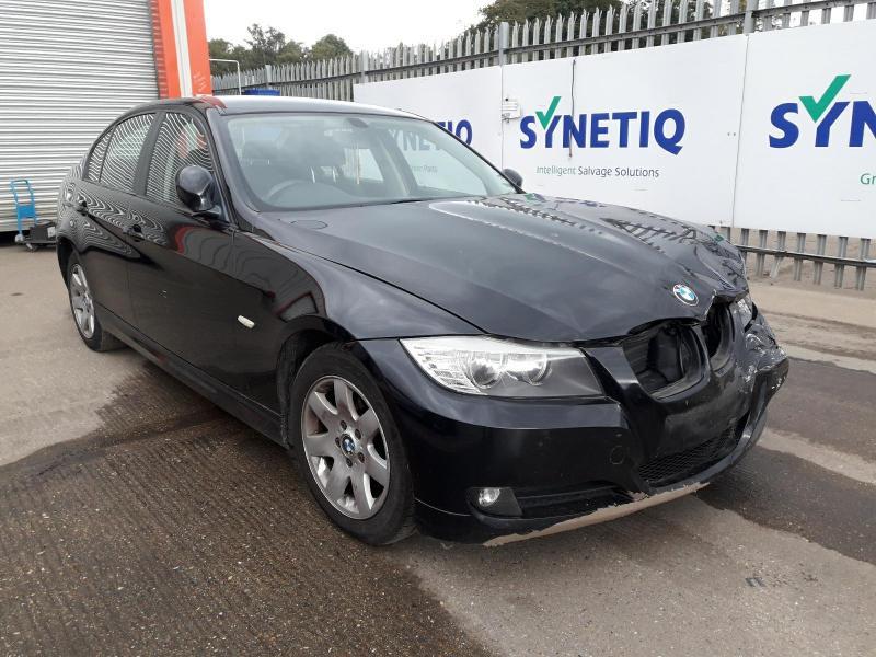 2011 BMW 3 SERIES 320D EFFICIENTDYNAMICS 1995cc TURBO DIESEL MANUAL 4 DOOR SALOON