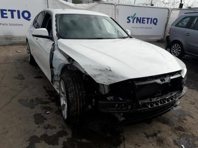 Image of 2015 BMW 3 SERIES 320D XDRIVE LUXURY 1995cc TURBO DIESEL AUTOMATIC 8 Speed 4 DOOR SALOON