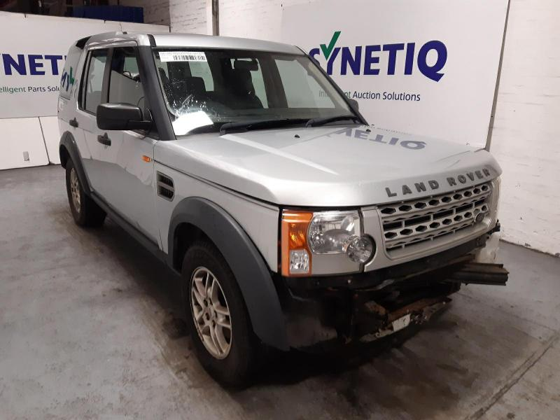2007 LAND ROVER DISCOVERY 3 TDV6 2720cc TURBO DIESEL AUTOMATIC 5 DOOR ESTATE