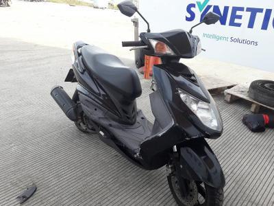 Image of 2011 YAMAHA XC 125 CYGNUS X 124cc MOTORCYCLE
