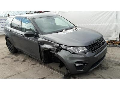 2018 LAND ROVER DISCOVERY SPORT TD4 HSE BLACK