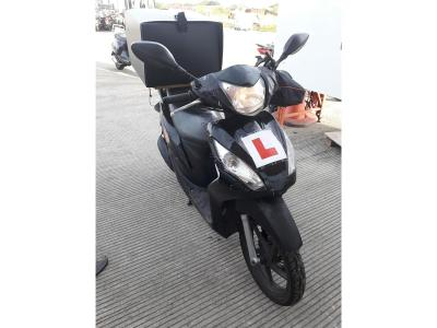 Image of 2012 HONDA NSC DIO VISION 110 WH-B 108cc SCOOTER