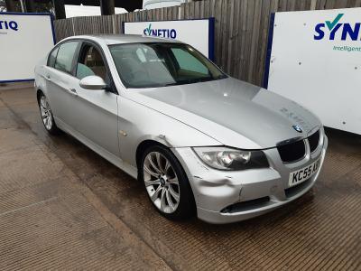 Image of 2005 BMW 3 SERIES 320I ES 1995cc PETROL MANUAL 6 Speed 4 DOOR SALOON