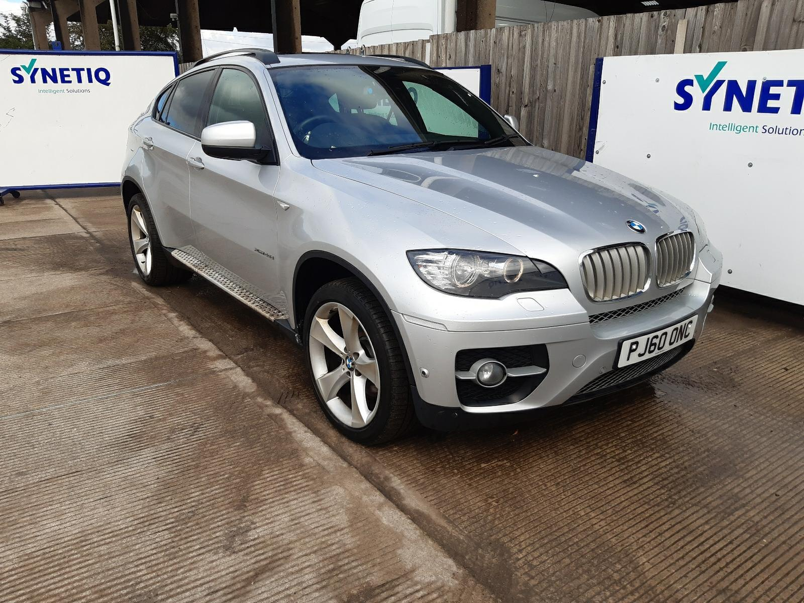 2010 BMW X6 XDRIVE40D 2993cc TURBO DIESEL AUTOMATIC 4 DOOR COUPE