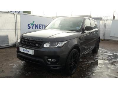 Image of 2016 LAND ROVER RANGE ROVER SPORT V8 AUTOBIOGRAPHY DYNAMIC 4999cc SUPER PETROL AUTOMATIC 8 Speed 5 DOOR ESTATE