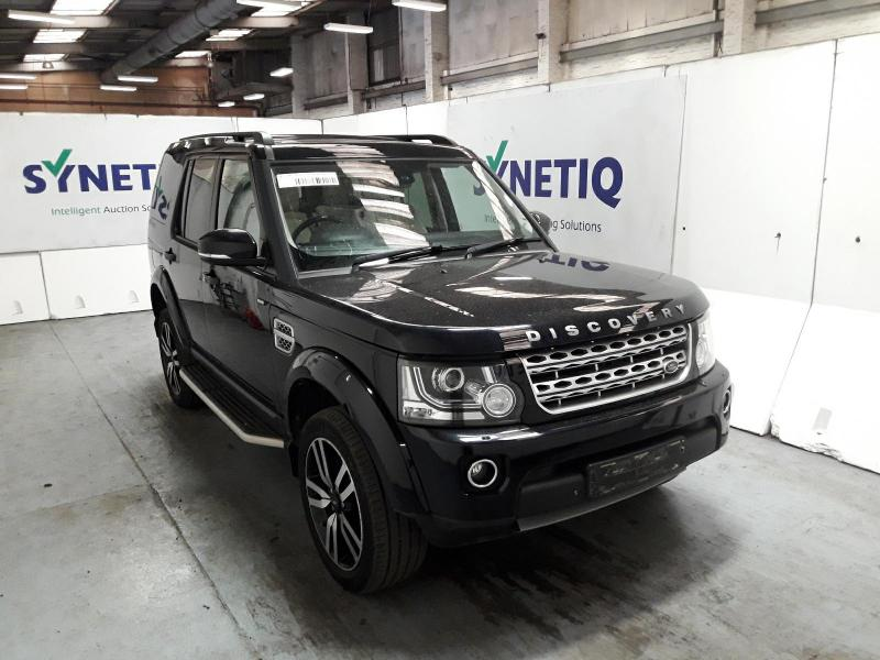 2014 LAND ROVER DISCOVERY SDV6 HSE LUXURY 2993cc TURBO DIESEL AUTOMATIC 8 Speed 5 DOOR ESTATE