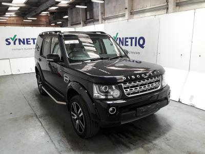 Image of 2014 LAND ROVER DISCOVERY SDV6 HSE LUXURY 2993cc TURBO DIESEL AUTOMATIC 8 Speed 5 DOOR ESTATE
