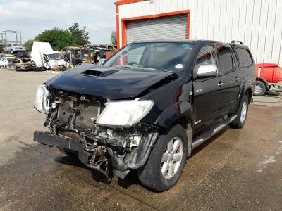 Image of 2011 TOYOTA HI-LUX INVINCIBLE 4X4 D-4D DCB 2982cc TURBO DIESEL AUTOMATIC PICK UP