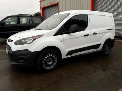 Image of 2017 FORD TRANSIT CONNECT 220 P/V 1499cc TURBO DIESEL MANUAL 5 Speed PANEL VAN