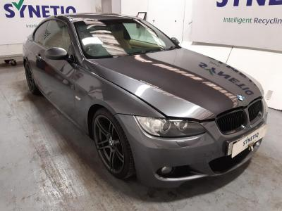 Image of 2008 BMW 3 SERIES 320I M SPORT 1995cc PETROL MANUAL 6 Speed 2 DOOR COUPE