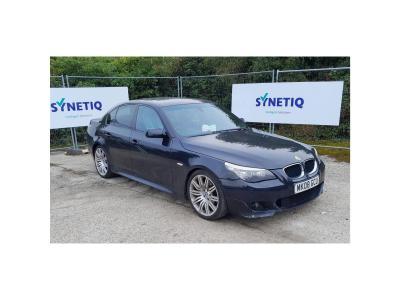 Image of 2008 BMW 5 SERIES 520D M SPORT 1995cc TURBO 4 DOOR SALOON