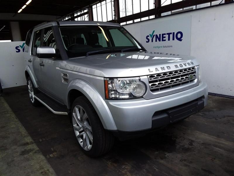 2009 LAND ROVER DISCOVERY 4 TDV6 GS 2993cc TURBO DIESEL AUTOMATIC 6 Speed 5 DOOR ESTATE