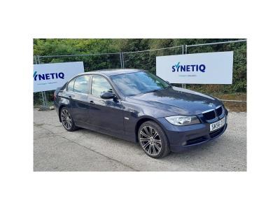 Image of 2006 BMW 3 SERIES 318D SE 1995cc TURBO 4 DOOR SALOON