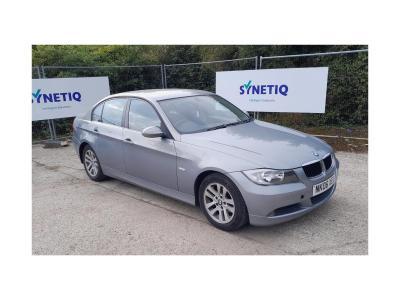 Image of 2006 BMW 3 SERIES 318I SE 1995cc 4 DOOR SALOON
