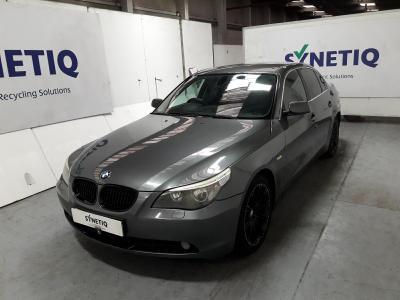 Image of 2005 BMW 5 SERIES 525D SE 2497cc TURBO 4 DOOR SALOON