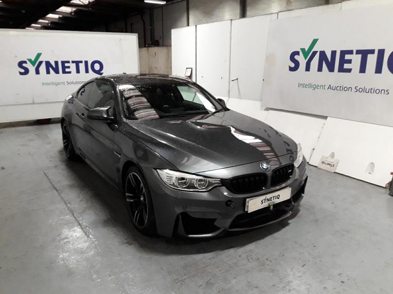 2016 BMW 4 SERIES M4 2979cc TURBO PETROL SEMI AUTO 7 Speed 2 DOOR COUPE