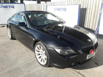 Image of 2004 BMW 6 SERIES 645CI 4398cc PETROL AUTOMATIC 6 Speed 2 DOOR COUPE