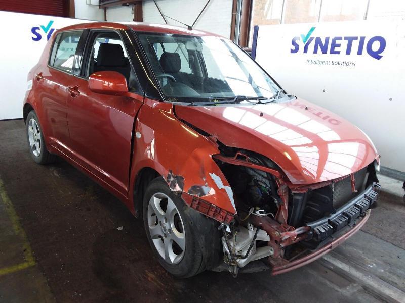 2007 SUZUKI SWIFT GLX VVTS 1490cc PETROL AUTOMATIC 4 Speed 5 DOOR HATCHBACK
