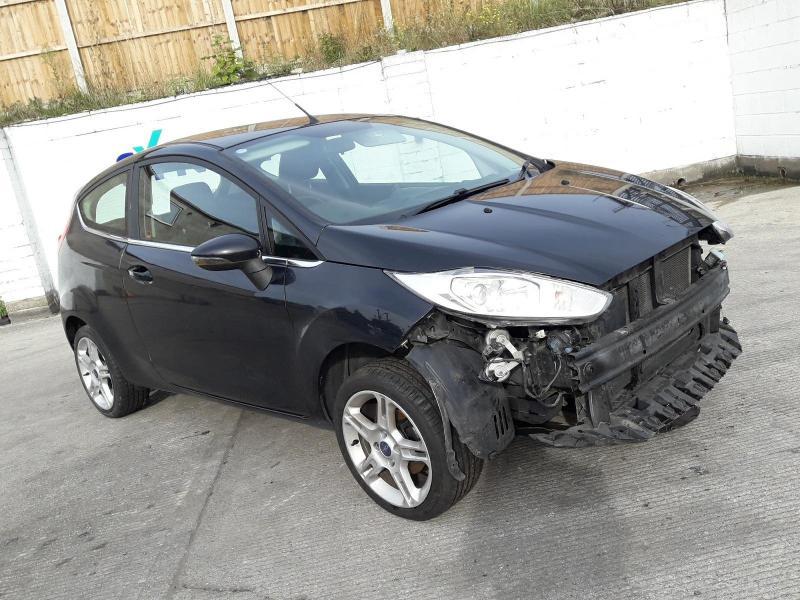 2014 FORD FIESTA ZETEC TDCI 1499cc TURBO DIESEL MANUAL 5 Speed 3 DOOR HATCHBACK