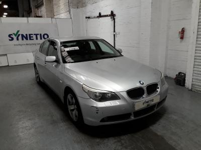 Image of 2004 BMW 5 SERIES 520I SE 2171cc 4 DOOR SALOON