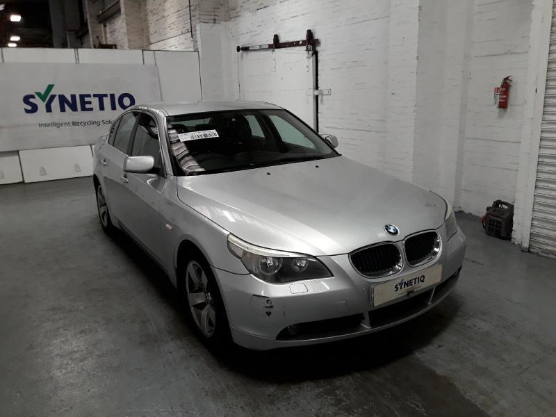 2004 BMW 5 SERIES 520I SE 2171cc 4 DOOR SALOON