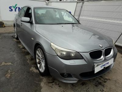 Image of 2005 BMW 5 SERIES 525D SPORT 2497cc TURBO DIESEL MANUAL 4 DOOR SALOON