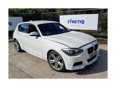 Image of 2013 BMW 1 SERIES 116I M SPORT 1598cc TURBO PETROL MANUAL 5 DOOR HATCHBACK