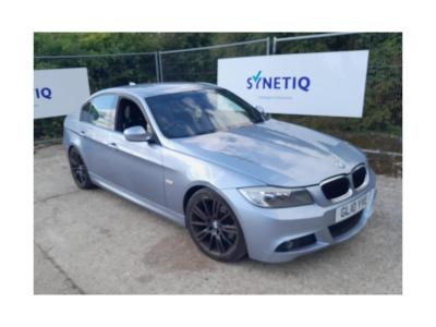 Image of 2010 BMW 3 SERIES 320D M SPORT BUSINESS EDITION 1995cc TURBO DIESEL MANUAL 4 DOOR SALOON