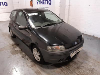 2002 FIAT PUNTO 8V