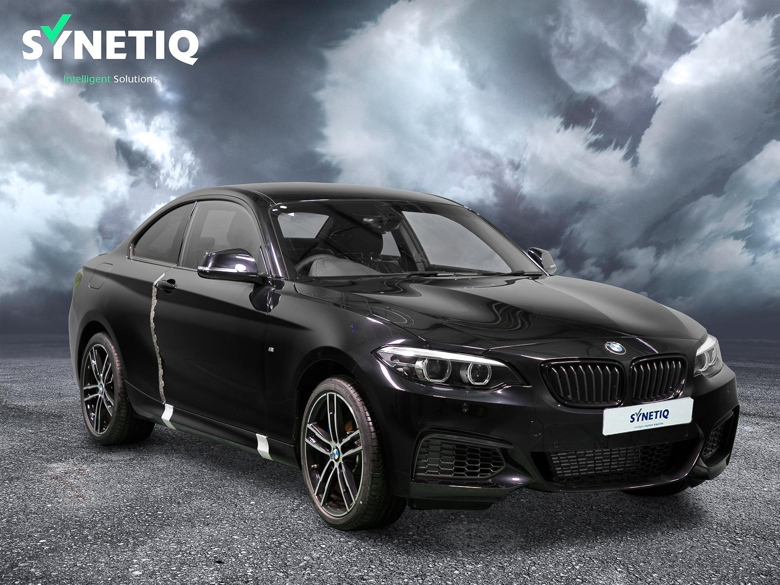 2020 BMW 2 SERIES 218I M SPORT 1499cc TURBO PETROL MANUAL 2 DOOR COUPE