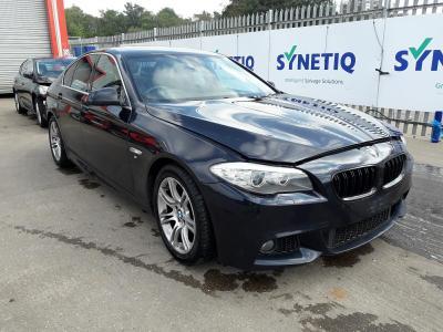 Image of 2012 BMW 5 SERIES 520D M SPORT 1995cc TURBO DIESEL MANUAL 4 DOOR SALOON