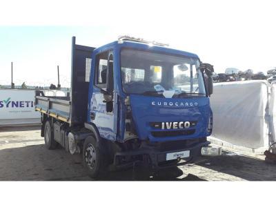 Image of 2009 IVECO EUROCARGO 75E16S 3920cc TURBO DIESEL SEMI AUTO