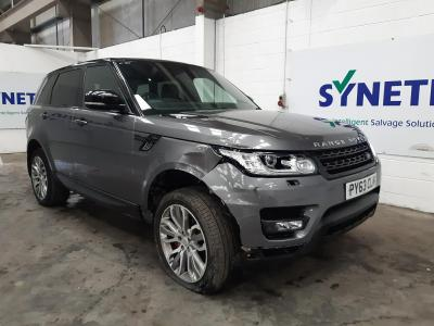 Image of 2014 LAND ROVER RANGE ROVER SPORT SDV6 HSE DYNAMIC 2993cc TURBO DIESEL AUTOMATIC 8 Speed 5 DOOR ESTATE