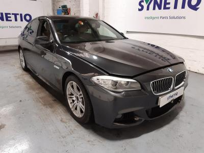 Image of 2012 BMW 5 SERIES 520D M SPORT 1995cc TURBO DIESEL AUTOMATIC 4 DOOR SALOON