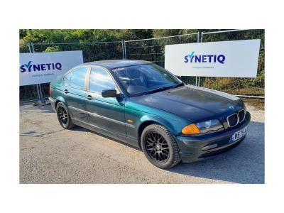 Image of 2000 BMW 3 SERIES 318I SE 1895cc 4 DOOR SALOON