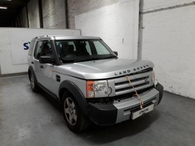 Image of 2006 LAND ROVER DISCOVERY 3 TDV6 7 SEATS 2720cc TURBO DIESEL MANUAL 5 DOOR ESTATE