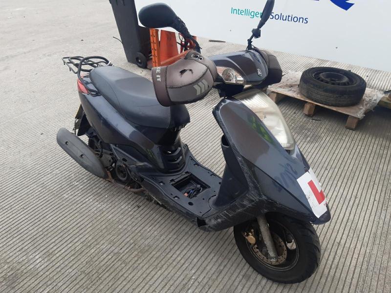 2009 YAMAHA XC 125 E VITY 125cc MOTORCYCLE