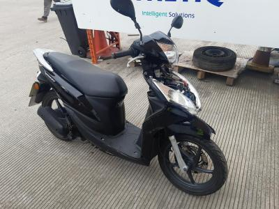 Image of 2012 HONDA NSC VISION 50 WH-C 50cc SCOOTER