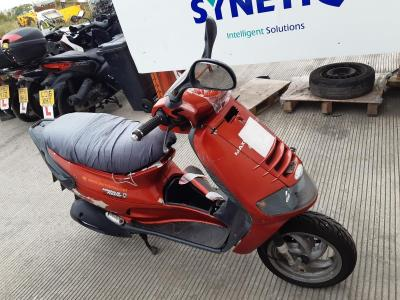 Image of 2001 KAWASAKI KH 100-G5 99cc MOTORCYCLE