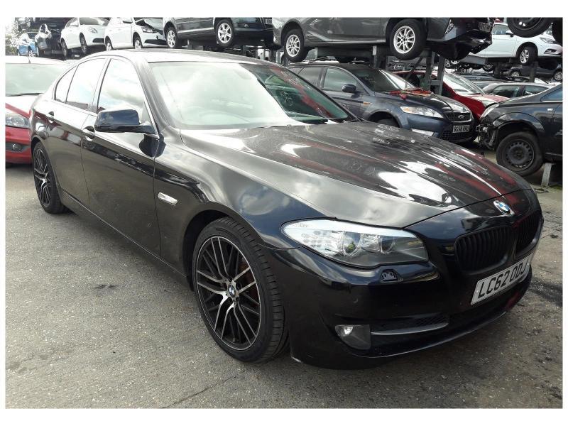 2012 BMW 5 SERIES 520D SE 1995cc TURBO 4 DOOR SALOON