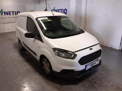 Image of 2019 FORD TRANSIT COURIER TREND TDCI 1499cc TURBO DIESEL MANUAL 6 Speed PANEL VAN