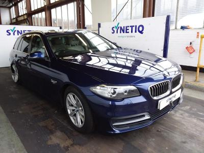 Image of 2016 BMW 5 SERIES 520D SE TOURING 1995cc TURBO DIESEL AUTOMATIC 5 DOOR ESTATE