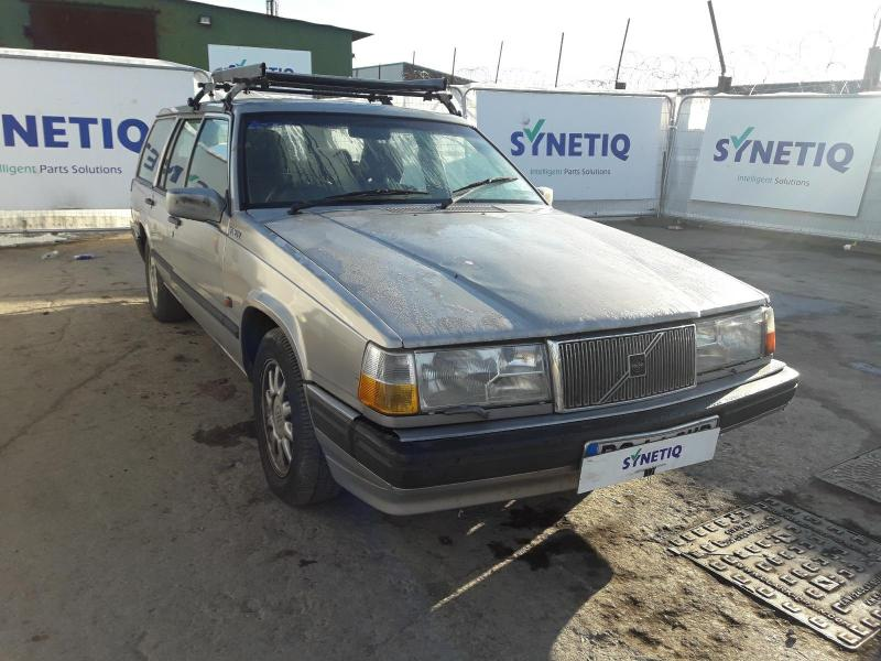 1996 VOLVO 940 CLASSIC LPT 2316cc TURBO PETROL MANUAL 5 Speed 5 DOOR ESTATE