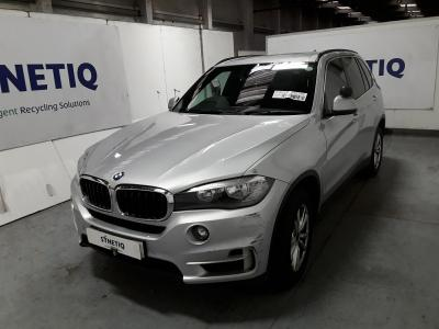 Image of 2016 BMW X5 XDRIVE30D AC 2993cc TURBO DIESEL AUTOMATIC 8 Speed 5 DOOR ESTATE
