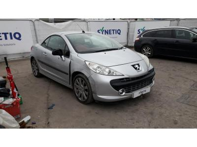 Image of 2007 PEUGEOT 207 GT COUPE CABRIOLET 1598cc PETROL MANUAL 5 Speed 2 DOOR CONVERTIBLE