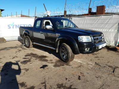 Image of 2008 FORD RANGER THUNDER SUPER CAB 4X4 D/C 2499cc TURBO DIESEL MANUAL 5 Speed PICK UP