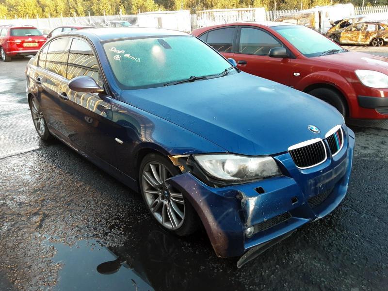 2006 BMW 3 SERIES 330D M SPORT 2993cc TURBO 4 DOOR SALOON